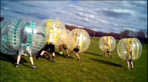 BubbleSoccer