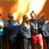 Tierney and Sharon middle-schoolers at Wyldlife Camp