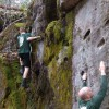 Rock Climbing near Ohiopyle, PA