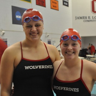 In the classroom or in the pool, engineers rule! Grove City is challenging, but you can balance varsity sports with an engineering degree. #ilooklikeanengineer