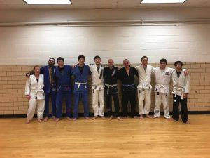 GCC Martial Arts club