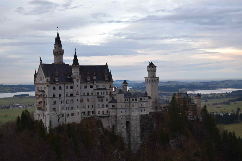 Behold Neuchwanstien Castle!