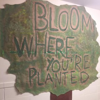 MAP West Bloom Where You are Planted