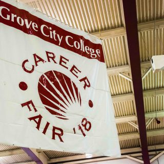 GCC Career Fair, 9/26/18